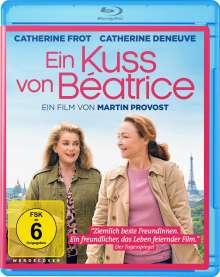 Ein Kuss von Béatrice (Blu-ray), Blu-ray Disc