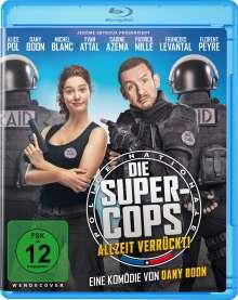 Die Super-Cops - Allzeit verrückt! (Blu-ray), Blu-ray Disc