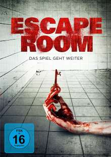 Escape Room, DVD