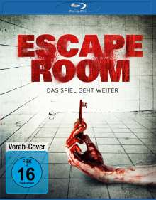 Escape Room (Blu-ray), Blu-ray Disc