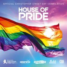 House Of PRIDE: Official Christopher Street Day Compilation, 2 CDs