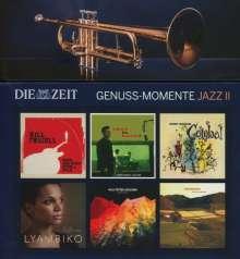 DIE ZEIT: Genuss-Momente Jazz Vol.2, 6 CDs