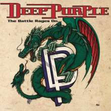 Deep Purple: The Battle Rages On (180g), LP