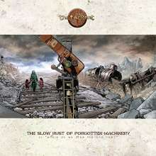 The Tangent     (Progressive): The Slow Rust Of Forgotten Machinery (Limited-Edition), CD