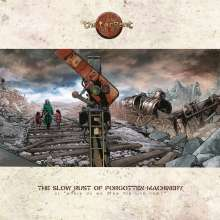 The Tangent     (Progressive): The Slow Rust Of Forgotten Machinery (180g), 2 LPs und 1 CD