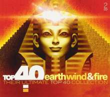Earth, Wind & Fire: Top 40, 2 CDs