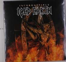 Iced Earth: Incorruptible (Green Vinyl), LP
