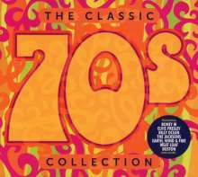 The Classic 70s Collection, 3 CDs