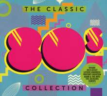 Classic 80s Collection, 3 CDs