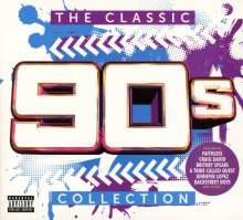 The Classic 90s Collection, 3 CDs