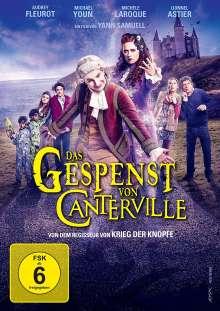 Das Gespenst von Canterville (2016), DVD