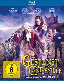 Das Gespenst von Canterville (2016) (Blu-ray), Blu-ray Disc