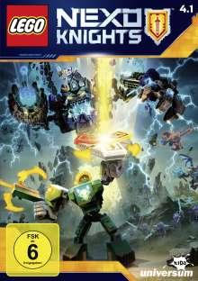 LEGO - Nexo Knights Staffel 4 Box 1, DVD