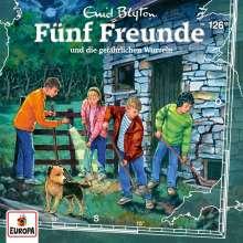 Fünf Freunde (126) - und die gefährlichen Wurzeln, CD