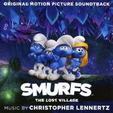 Filmmusik: Smurfs: The Lost Village (DT: Die Schlümpfe 3: Das verlorene Dorf) (Original Motion Picture Soundtrack), CD