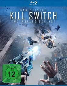 Kill Switch (Blu-ray), Blu-ray Disc