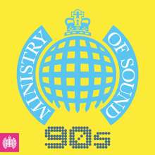 Ministry Of Sound 90s Club, 2 CDs