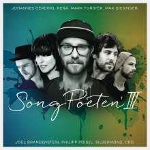 Songpoeten III, 2 CDs