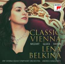 Lena Belkina - Classic Vienna, CD