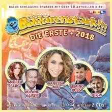 Bääärenstark!!! 2018 - Die Erste, 2 CDs