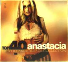 Anastacia: Top 40, 2 CDs