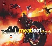 Meat Loaf: Top 40, 2 CDs