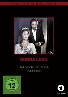 Donna Leon: Tod zwischen den Zeilen / Endlich mein, DVD