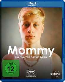 Mommy (Blu-ray), Blu-ray Disc