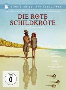 Die rote Schildkröte (Special Edition), DVD