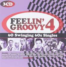 Feelin' Groovy 4, 3 CDs