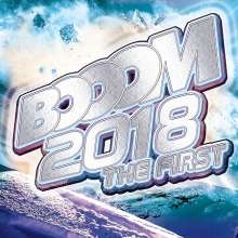 Booom 2018: The First, 2 CDs