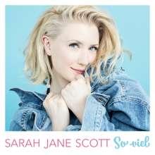 Sarah Jane Scott: So viel, CD