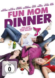 Fun Mom Dinner, DVD