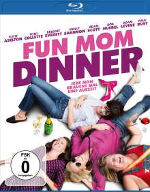 Fun Mom Dinner (Blu-ray), Blu-ray Disc
