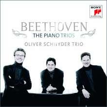 Ludwig van Beethoven (1770-1827): Klaviertrios Nr.1-7, 3 CDs