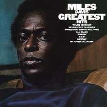 Miles Davis (1926-1991): Miles Davis' Greatest Hits, LP