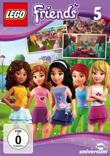 LEGO - Friends 5, DVD