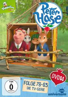 Peter Hase DVD 14, DVD