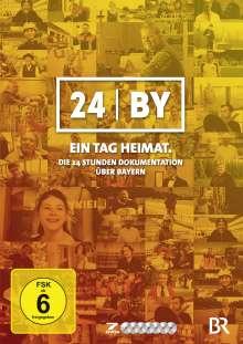 24 Stunden Bayern - Ein Tag Heimat, 7 DVDs