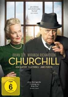 Churchill, DVD