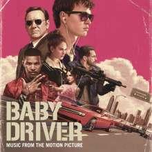 Filmmusik: Baby Driver, 2 LPs