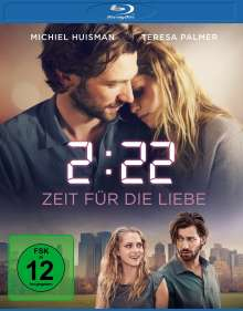 2:22 - Zeit für die Liebe (Blu-ray), Blu-ray Disc
