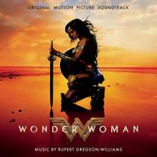 Filmmusik: Wonder Woman (Original Motion Picture Soundtrack), CD