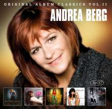 Andrea Berg: Original Album Classics Vol. 2, 5 CDs
