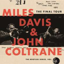 Miles Davis & John Coltrane: The Final Tour: The Bootleg Series Vol.6, 4 CDs