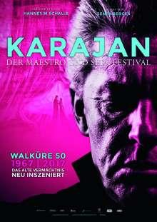 Karajan - The Maestro and his Festival (Dokumentation), DVD
