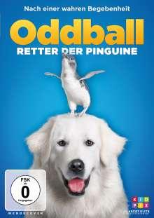 Oddball - Retter der Pinguine, DVD
