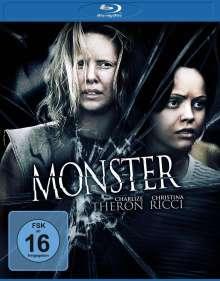 Monster (Blu-ray), Blu-ray Disc
