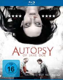 The Autopsy of Jane Doe (Blu-ray), Blu-ray Disc
