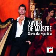 Xavier de Maistre - Serenata Espanola, CD